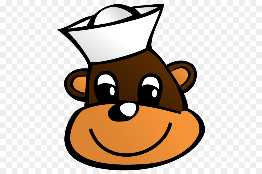 900x600 Monkey, Cartoon, Drawing, Transparent Png Image Clipart Free
