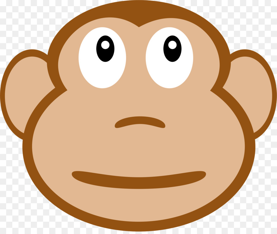 900x760 Monkey, Drawing, Illustration, Transparent Png Image Clipart