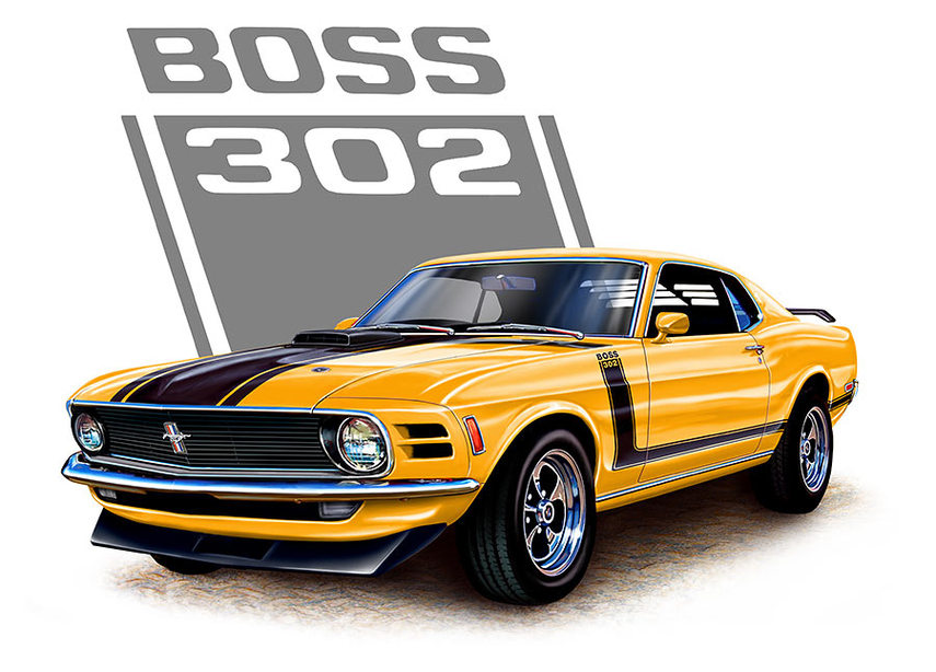 855x614 Muscle Car Clipart Image Group
