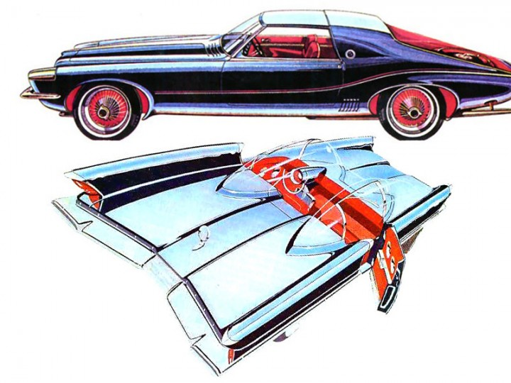 720x540 Top Concept Cars Of The Fifties