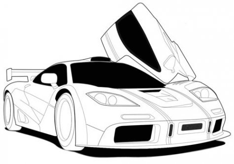 475x333 Amazing Coolest Car Drawings You Never Seen Before Coolest Car