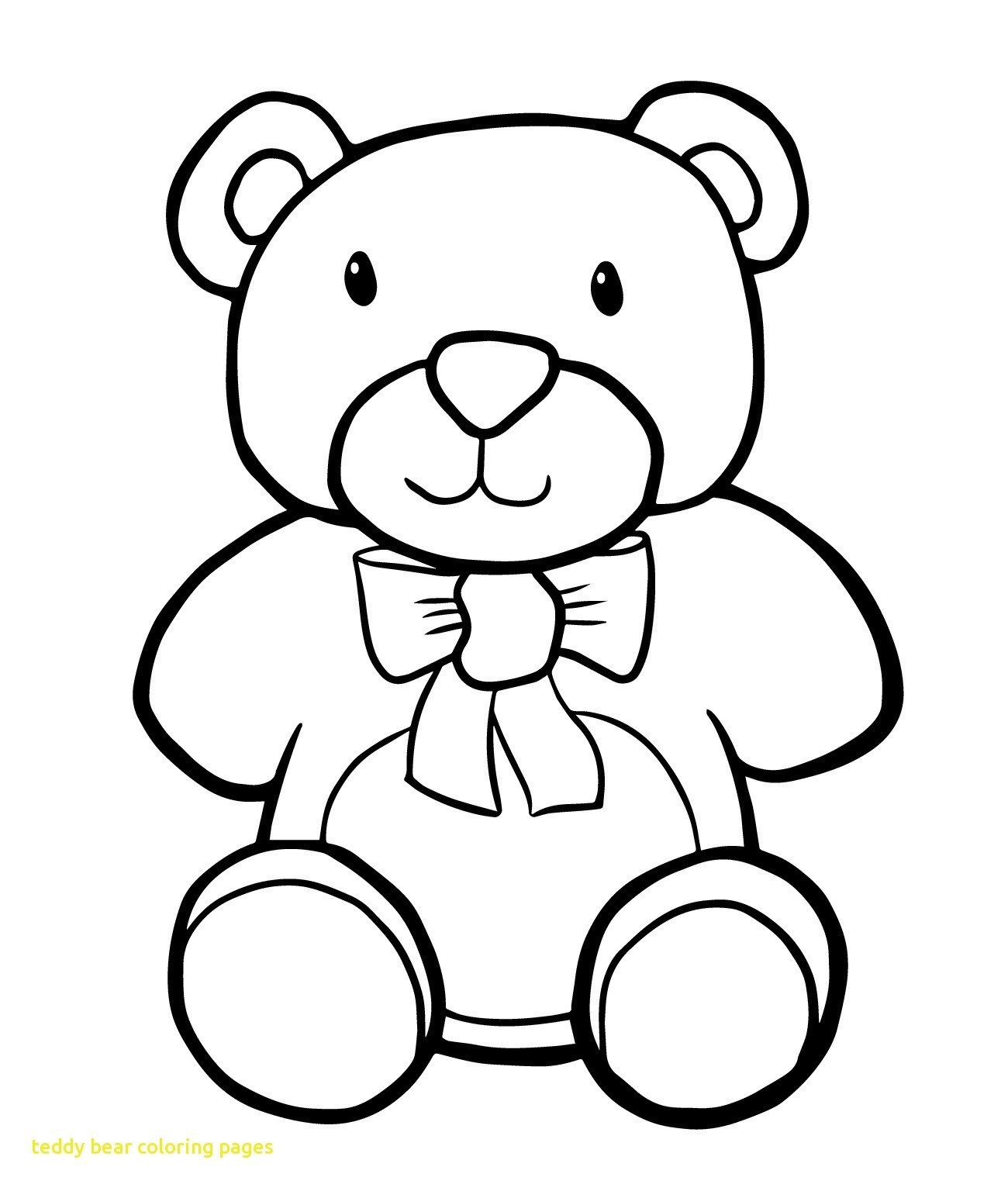 Cute Baby Bear Drawing | Free download on ClipArtMag