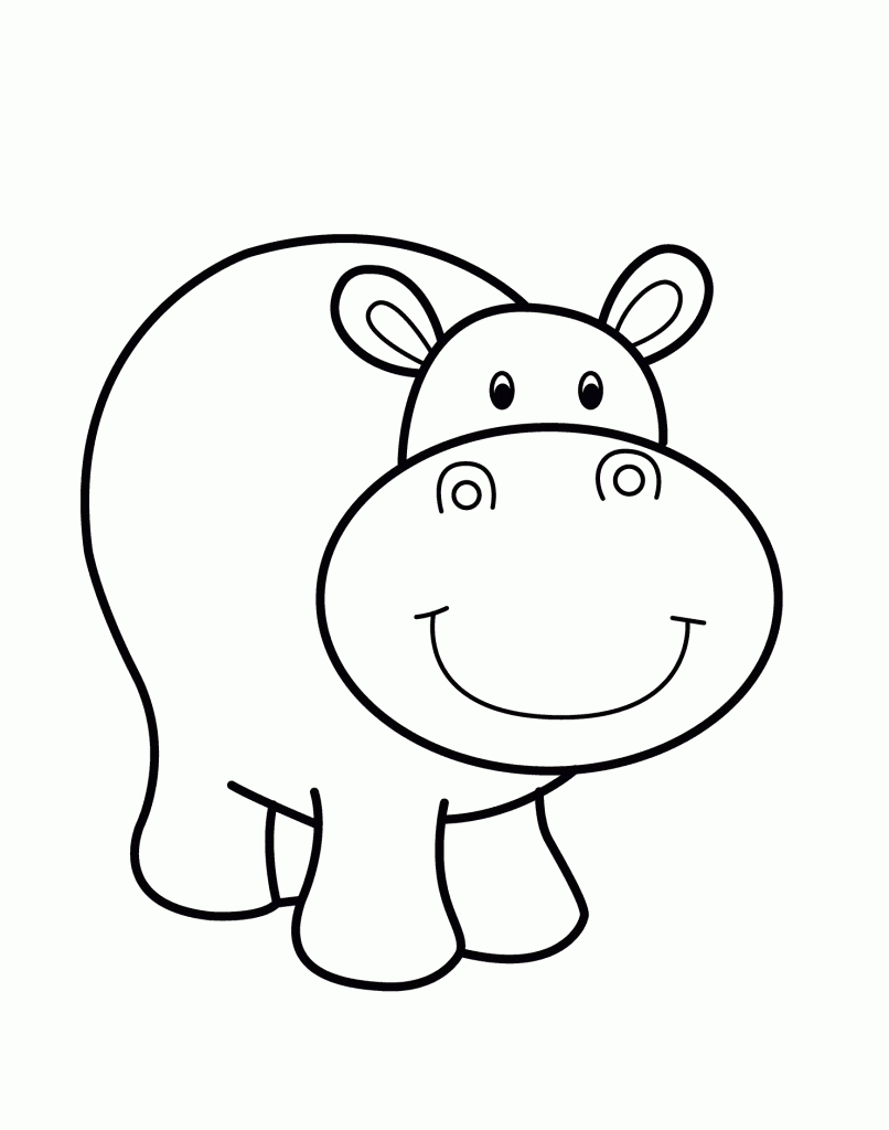 806x1024 Cartoon Animals That Are Easy To Draw Forest Cute Baby Farm Cool
