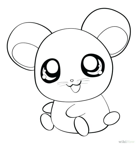 550x585 How To Draw Easy Cute Animals Cute Baby Animal Drawings Gallery