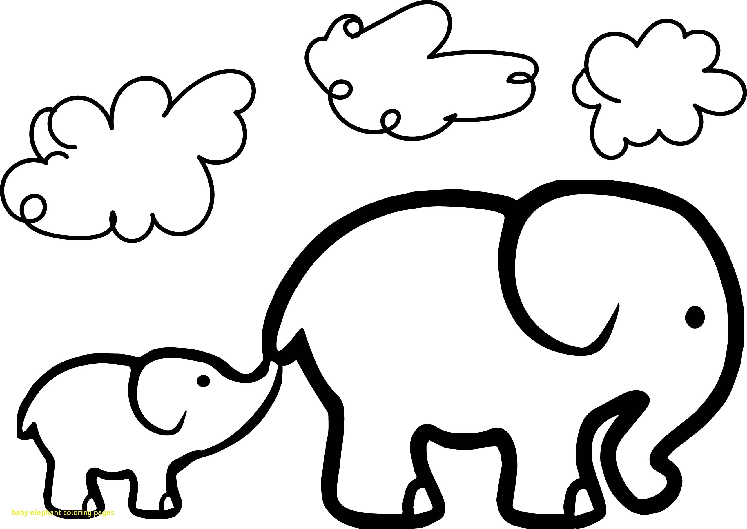 2576x1826 Lovely Cute Baby Elephant Coloring Pages Coloring Pages