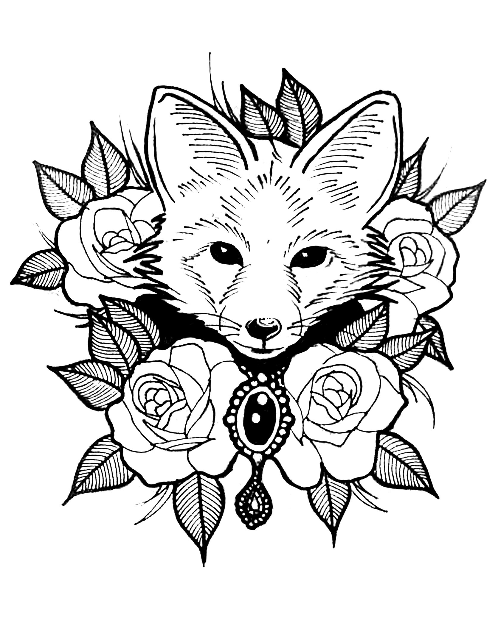1671x2083 Baby Fox Coloring Pages Baby Fox Coloring Pages Save Coloring