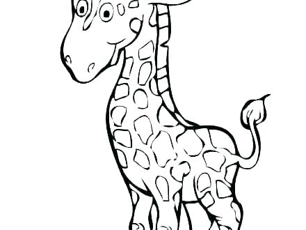 440x330 giraffe coloring giraffe colouring picture giraffe coloring pages