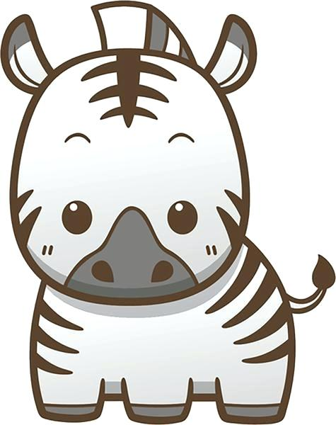 475x600 cute cartoon zebra illustration of cute baby zebra cute zebra