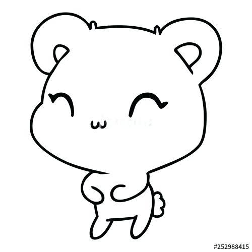 500x500 Cute Teddy Bears To Draw Cute Teddy Bear Drawing Easy