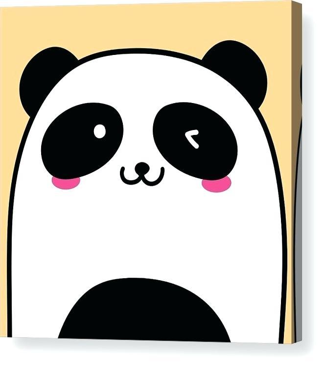666x750 How To Draw A Cute Panda Bear Draw So Cute Panda Bear