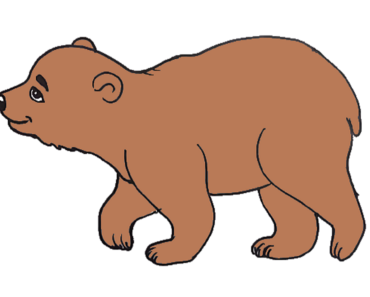 370x297 Cute Bear Drawing Archives