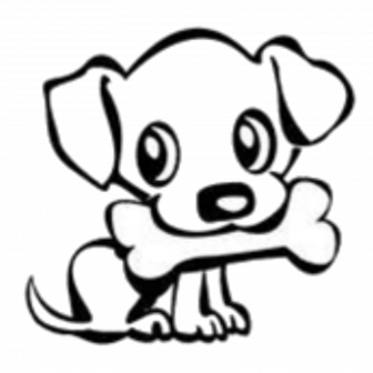 336x336 Cute French Bulldog Drawings Chibi Dog Tumblr Halloween Faces I