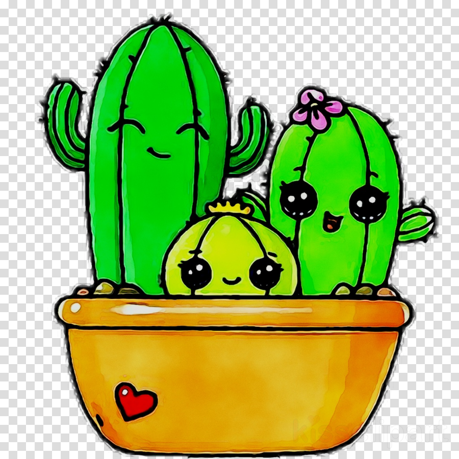 Cute Cactus Drawing | Free download best Cute Cactus Drawing on