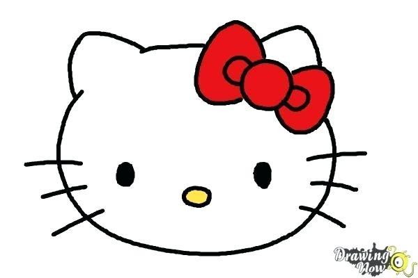 600x400 Draw A Kitty Draw Kitty Cat