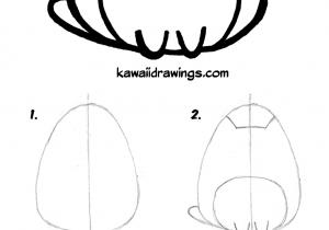 300x210 Cat Drawing Step