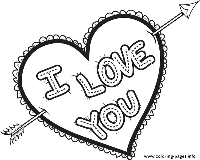 700x560 I Love U Drawings Lettering Love Couple Drawings Step