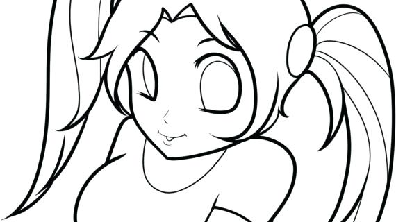 570x320 Anime Easy Drawing