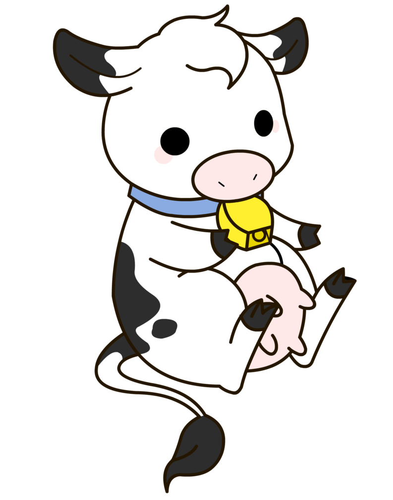 793x1007 cutest cow evevr!!!!!!!!!! anime in cute baby cow, cow