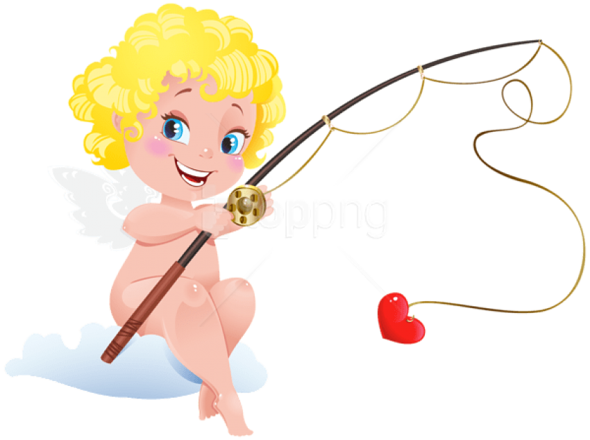 850x634 Download Cute Cupid Png Images Background Toppng