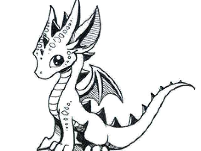 Cute Dragon Drawings Free Download Best Cute Dragon