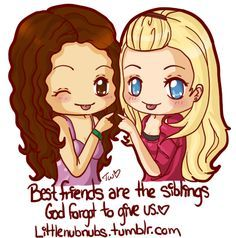 236x238 Cute Best Friend Drawings Images Cool Stuff, Teen Posts