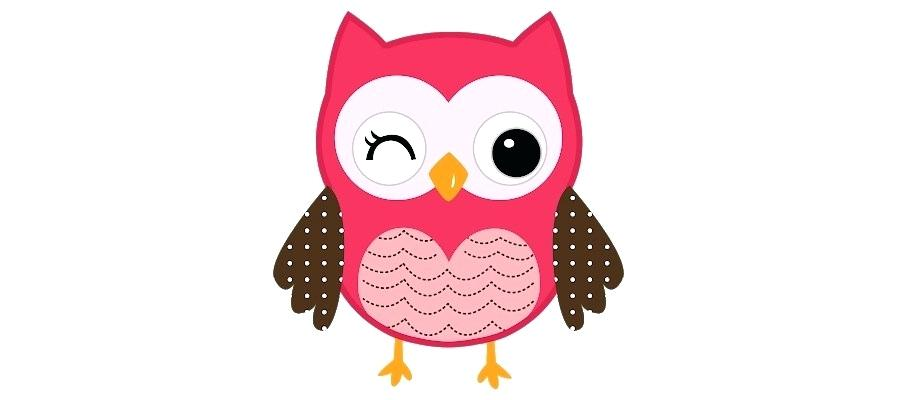 900x400 Owl Cute Drawing Cute Owl Line Draw Hand Drawn Contour On A White