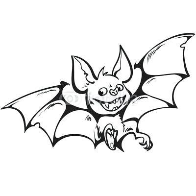 400x400 Vampire Bat Drawing Cute Vampire Bat