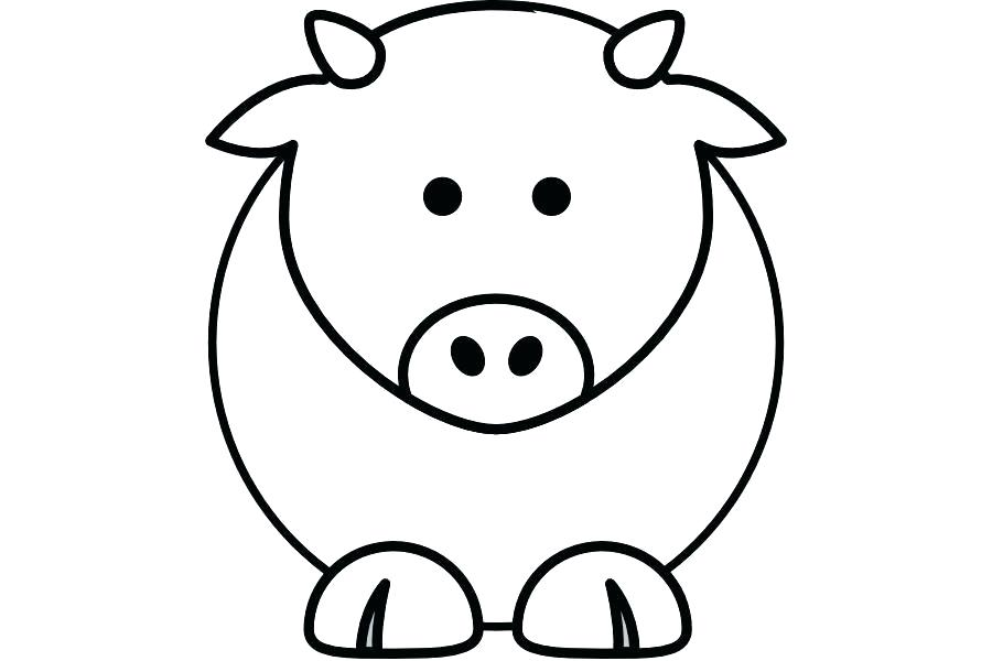 900x600 cute pig drawings piggy drawing pig cute pig drawings step