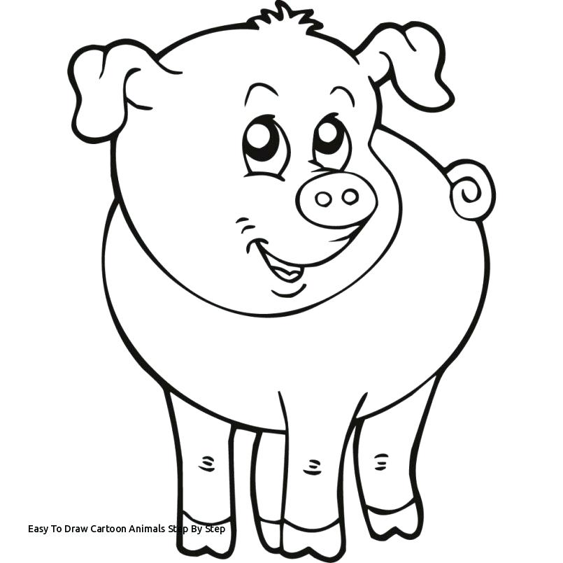 805x805 animals draw cute cartoon animals drawing at drawing animals