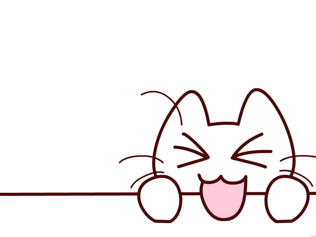 1024x768 Cute Cats Pictures To Draw