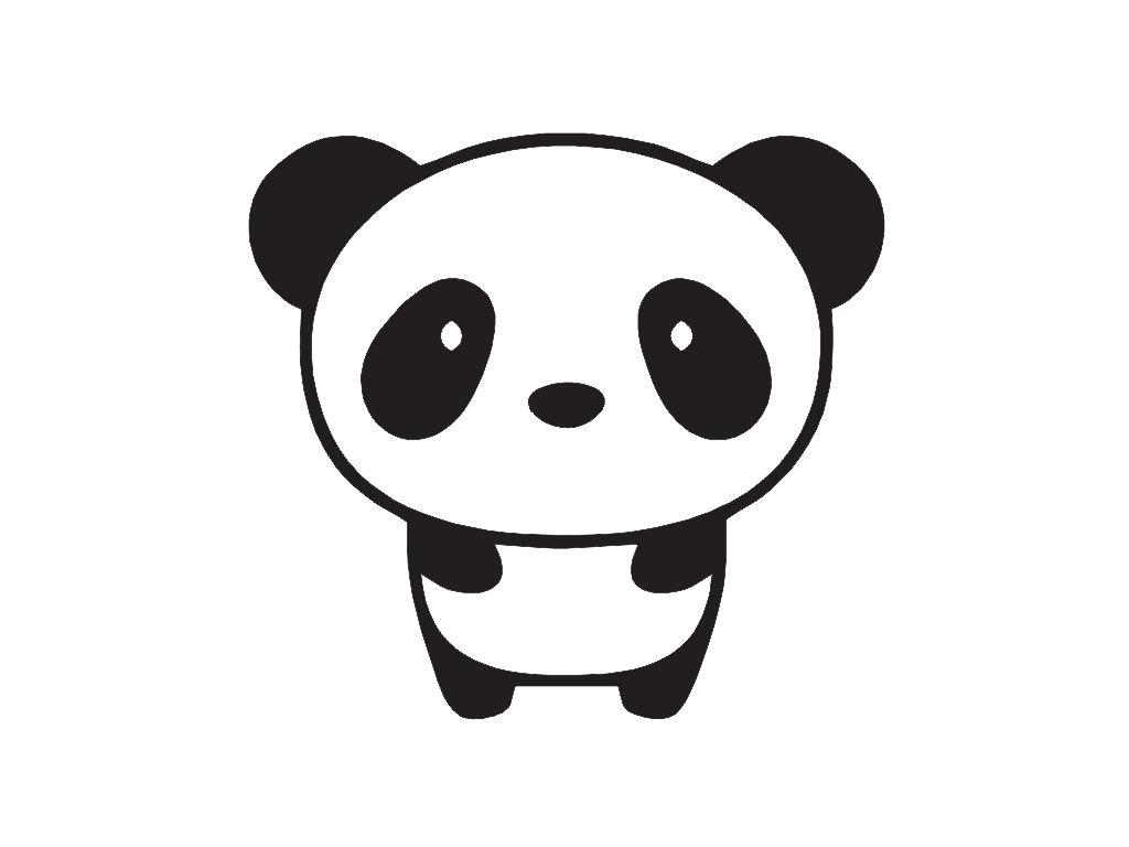 1024x768 Cute Panda Wallpapers Buscar Con Google Kawaii Clip Art