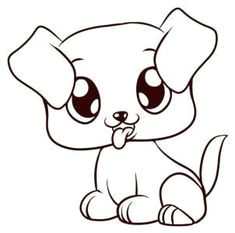 235x233 Drawing Cute Little Baby Animals Cute Animal Drawings Easy