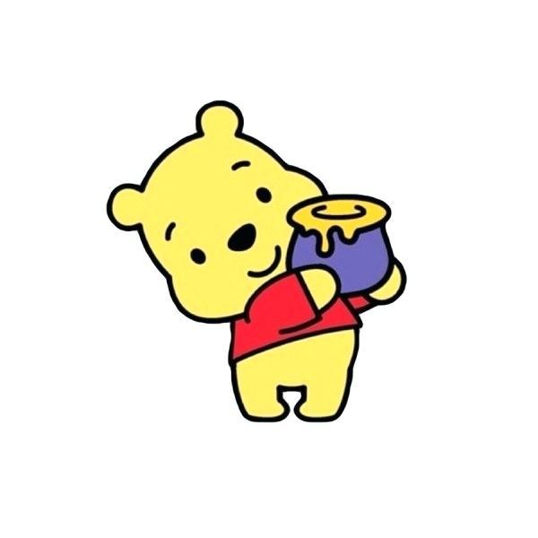 600x600 cute winnie the pooh drawings how to draw the pooh cute winnie