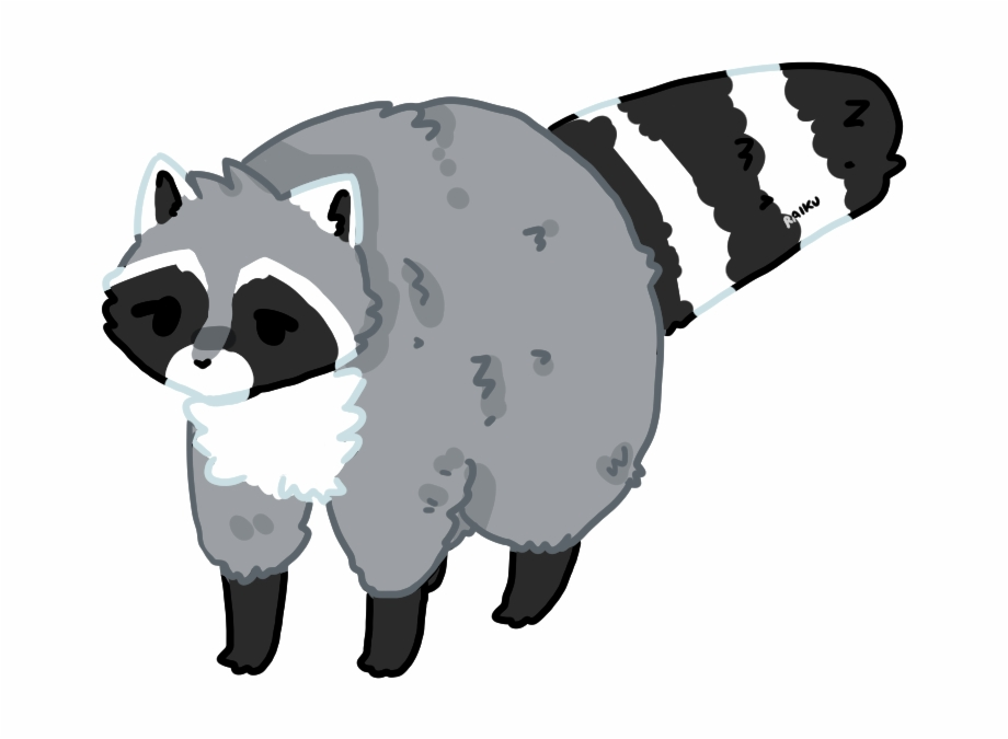 920x675 Fat Raccoon Fursona