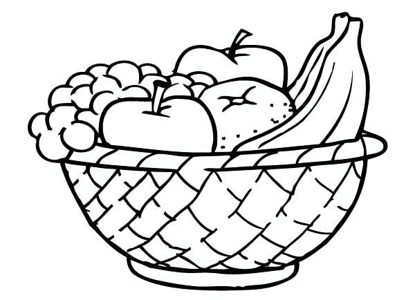 600x434 Easy Fruit Drawings Cartoon Food Watermelon Easy Cute Fruit