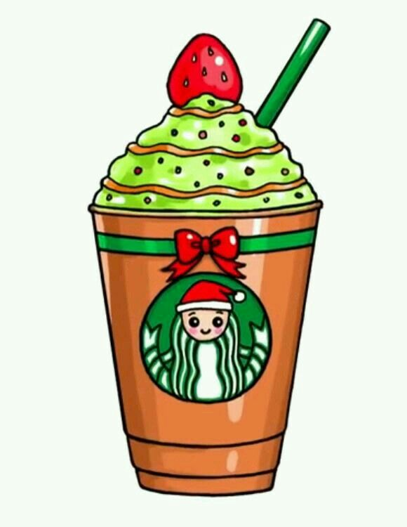 580x750 Star Buck Magical Everything Cute Food Drawings, Cute Kawaii