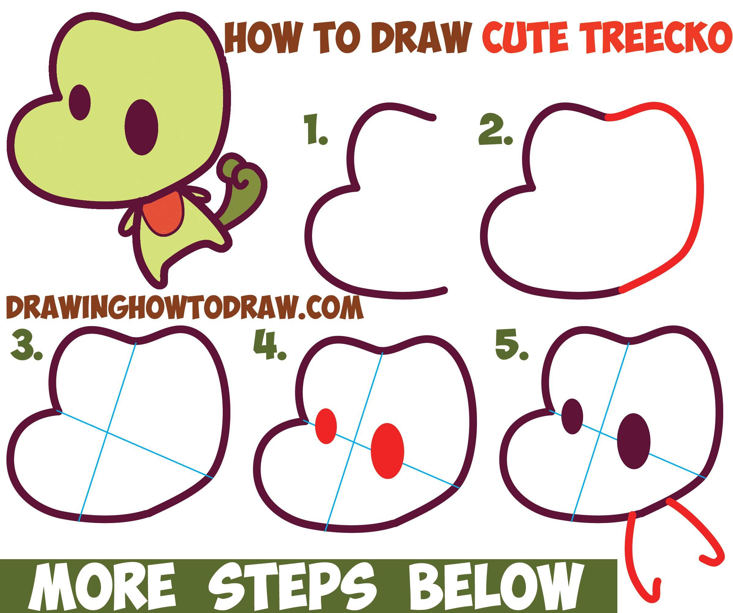 2396x2004 Cute Christmas Drawings Step