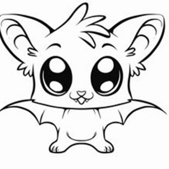 336x336 Cute Halloween Ghost Drawing Gif Easy Step
