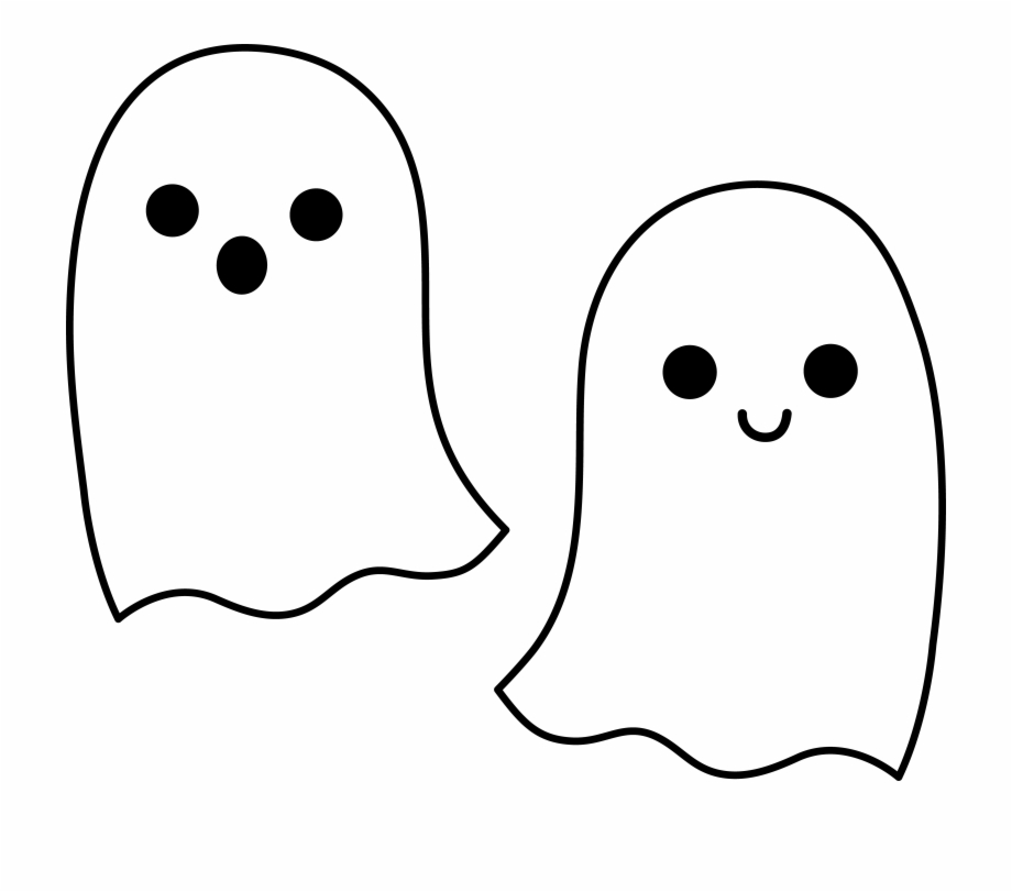 920x811 Ghost Cartoon Png