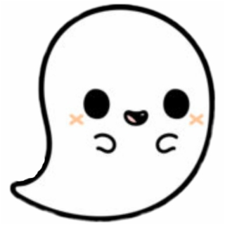 320x320 Hd I'm Looking For A Drawing Of A Cute Ghost Free Unlimited