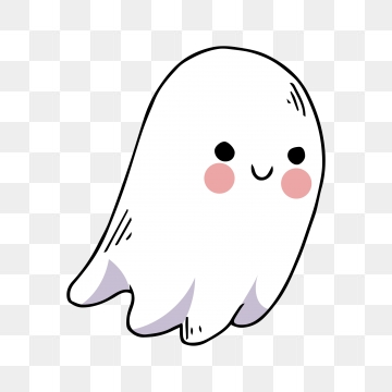 360x360 Cute Ghost Png Images Vectors And Free Download