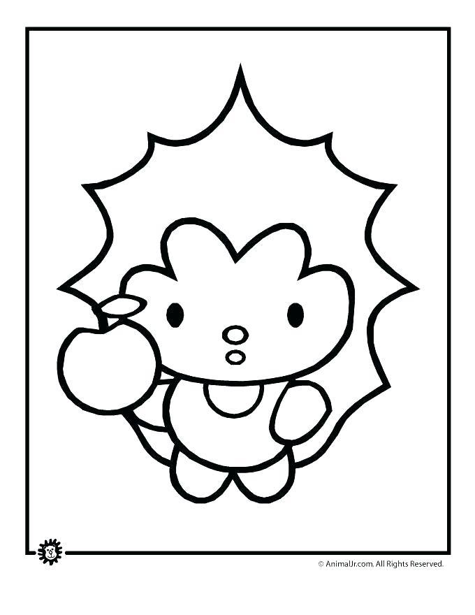 Cute Hedgehog Drawing Free Download Best Cute Hedgehog Drawing On