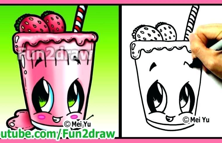 760x490 Fun To Draw Food Draw So Cute Fun To Draw Food Step
