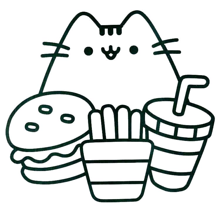 736x732 Baby Kittens Coloring Pages Cute Cat Coloring Pages Cute Cat