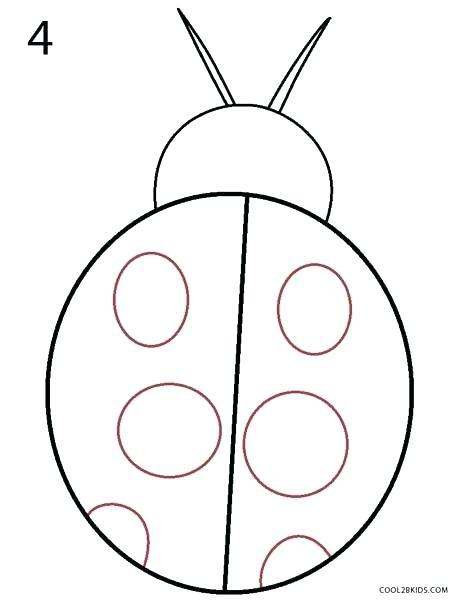 457x600 drawing of ladybug ladybug drawing ladybug cute