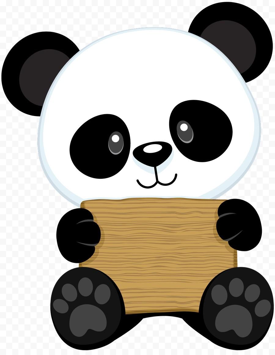 Cute Panda Bear Drawing
