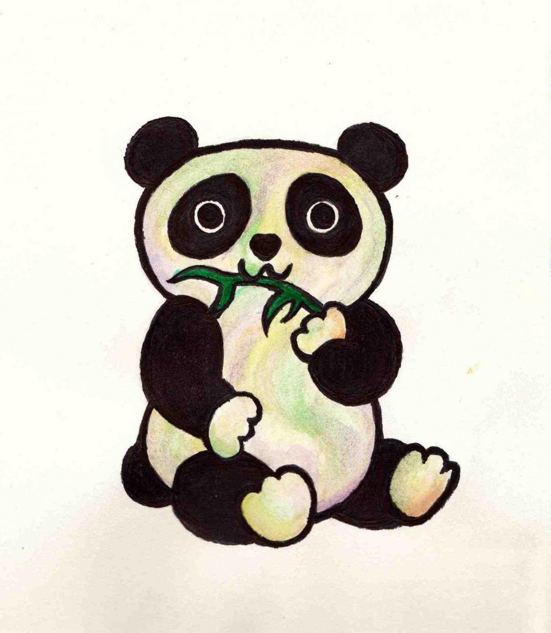 1084x1245 Cute Panda Drawing Wallpaper Baby Pictures Chibi I Fertility