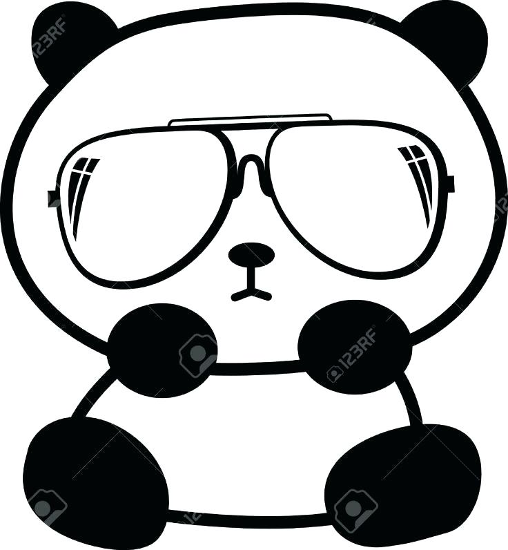 736x796 How To Draw A Panda Easy How To Draw A Cute Panda Easy Step