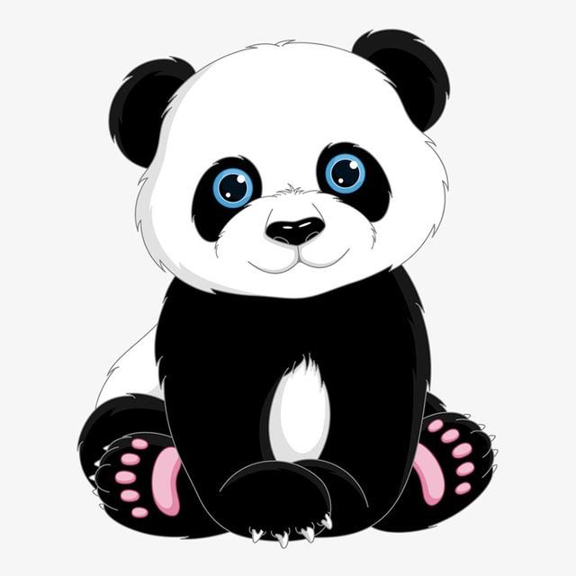 20 New For Easy Cute Cartoon Baby Panda Drawing