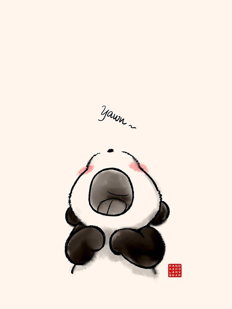 750x1000 Bostezo De Panda And Polar Bear Screensaver In Panda